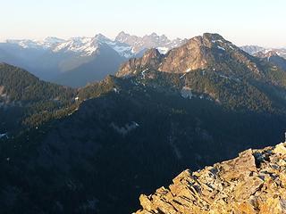 Mt. Washington from summit