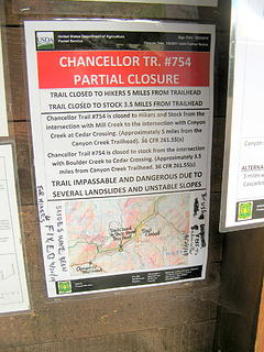 TrailClosureNotice