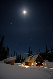 Dec:Valhalla Mtn Lodge, BC