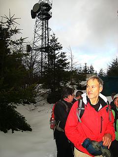 W. Tiger 2 summit