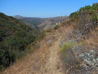 Back on the Espinosa Trail