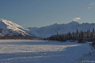 Alaska Range, Richardson Highway (14)