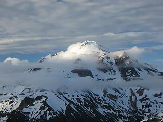 Glacier Pk sunset