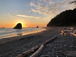 North Olympic Wilderness Coast
