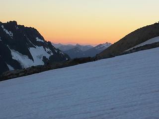 Sahale Glacier camp overnight 053