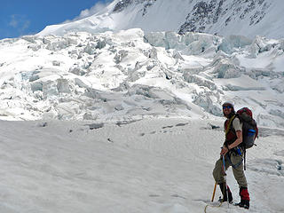 Below The First Icefall
