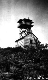 Incline Lookout in 1954