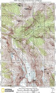 Sentinel to Anderson map