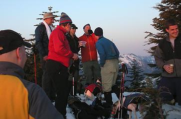 Summit Snacking