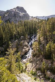 Baptiste Creek Waterfall