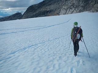 final glacier crossing
