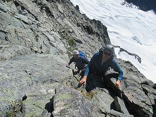 climbing Bonanza