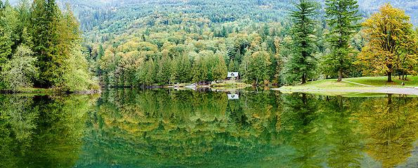 Silver Lake last fall