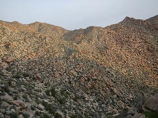 rugged terrain