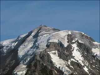 Close Up Of Mt Rainier, 8.1.09.