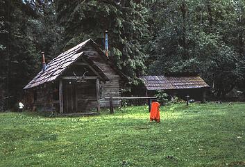 Olympus Guard Station 1965