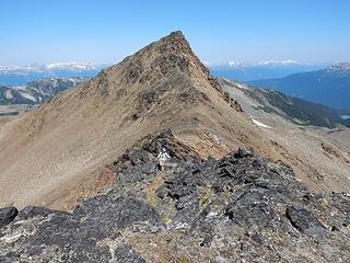 Fuscian Peak