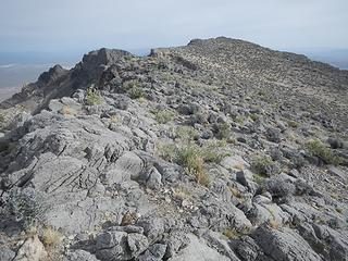 final summit plateau