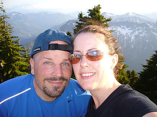 First mountain summit!