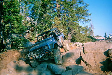 WHeeling the Rubicon 2