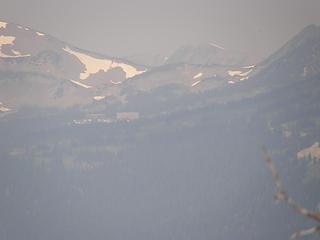 Views from Crystal Peak summit.