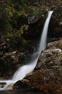 Commonwealth Creek Falls