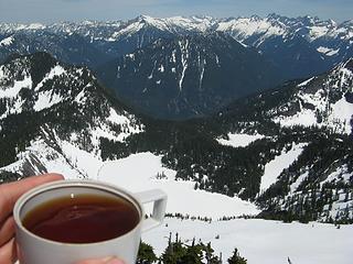 Caroline summit tea