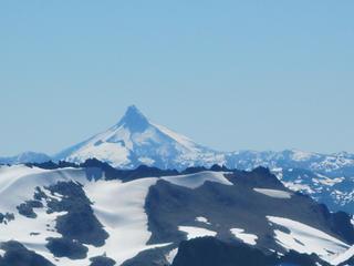 Cerro Puntiagudo in Chile
