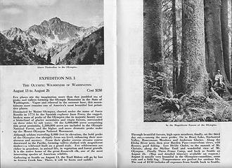 Trail Riders advertisement 1936