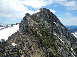 the south peak, class 2