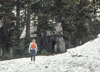 Kulshan Cabin 1970