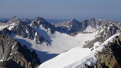 Mammoth Glacier