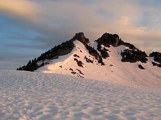 Tarheel Dawn Alpenglow