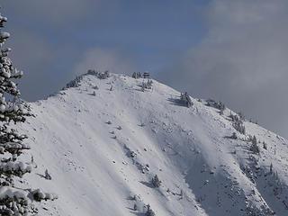 Granite Mountain lookout again