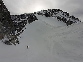 Last summit views