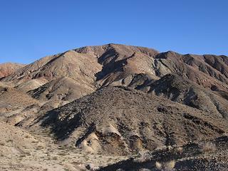 Boulder Peak NW ridgewalk