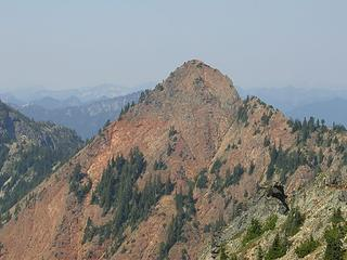 Red Mountain from Kendall Peak