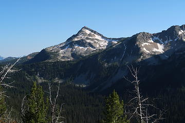 Pasayten Peak (I think)