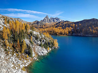 Perfection Lake - Enchantments