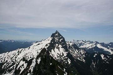 Our next door neighbor Sloan Peak