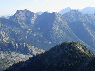 Motherlode - South Creek Butte - Crescent