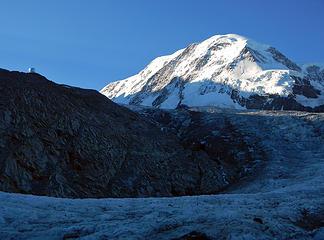 Monte Rosa Hut And Lyskamm