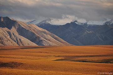 Dalton Highway, north slope