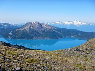 Price, Tantalus, Garibaldi Lake