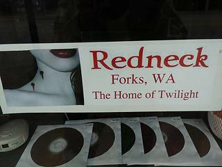 """Brings new meaning to the term """"Red Neck!"""""""