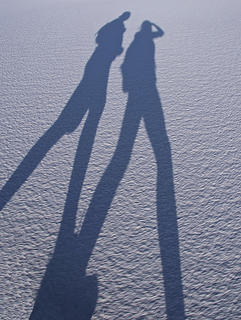 Walking White Sands, NM