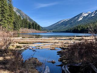 Upper Twin Lakes 5/3/19