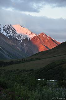 Alaska Range, Richardson Highway (6)