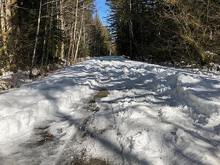 Beckler River Road 2/26/19