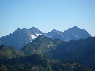 Anderson Massif above LaCrosse Basin